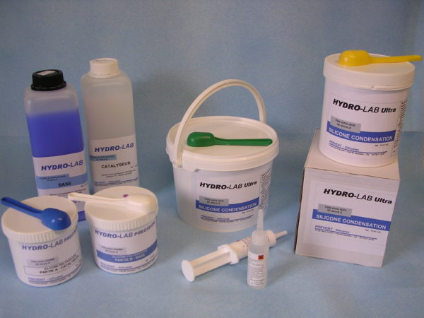 Silicones Laboratoire de Prothèse Dentaire